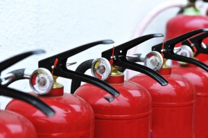 Gasilni aparati v vozilih