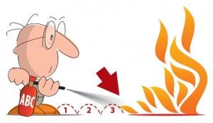 Uporaba gasilnika v gospodinjstvu5