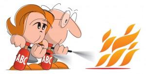 Uporaba gasilnika v gospodinjstvu6