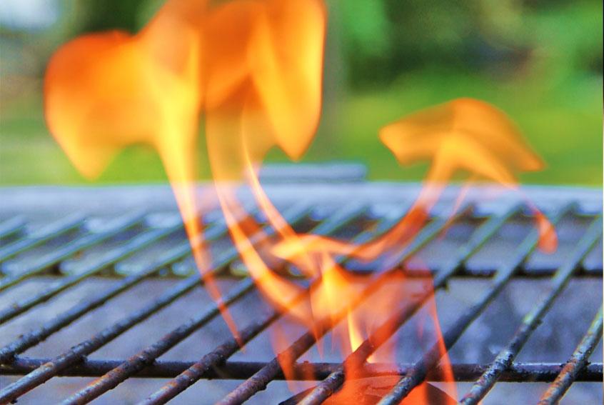 Poletni nasveti za požarno varnost