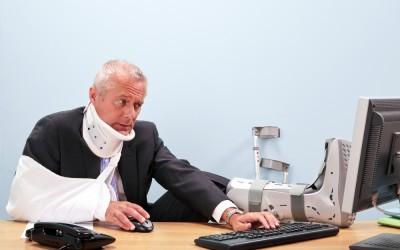 Izboljšanje poslovne učinkovitosti z varnostjo in zdravjem pri delu