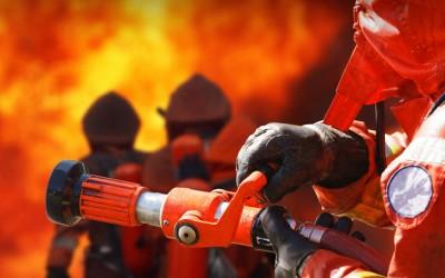 Usposabljanje na področju varstva pred požarom