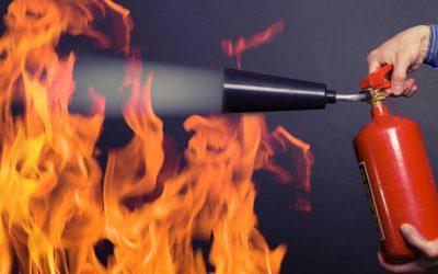 Vzdrževanje gasilnih aparatov