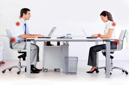 Zakaj je ergonomija pomembna za varno in zdravo delo?