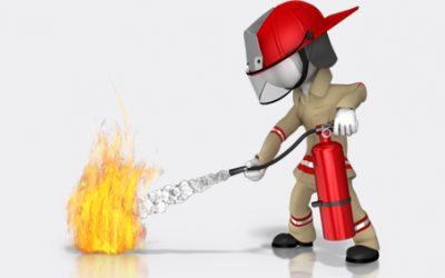 Posebni ukrepi varstva pred požarom