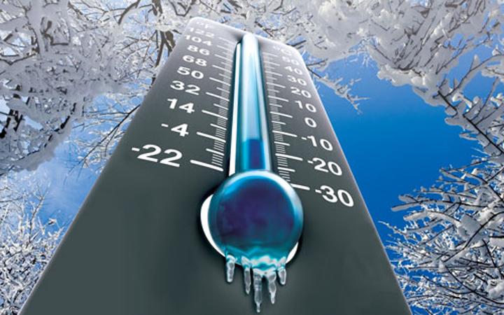 Kako ravnamo ob hudem mrazu
